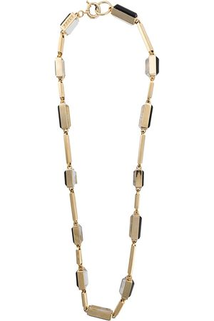 Gianfranco Ferré 2000s gem embellished necklace