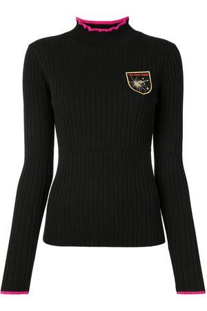 BAPY BY *A BATHING APE® Women Jumpers - Ribbed embroidered jumper