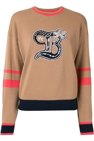 BAPY BY *A BATHING APE® Colour-block embroidered jumper
