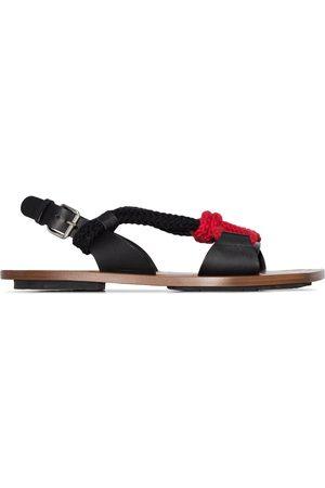 Plan C Rope strap sandals