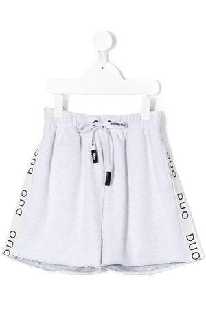 DUO Side logo shorts