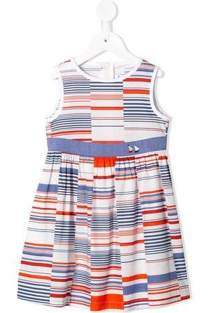Familiar Geometric pattern midi dress