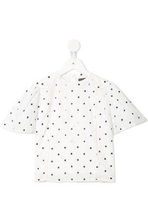 Velveteen Madison dotted T-shirt