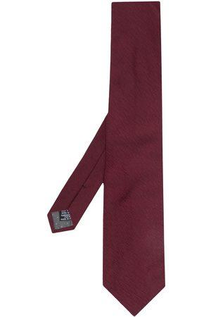 Gianfranco Ferré 1990 zigzag weave tie