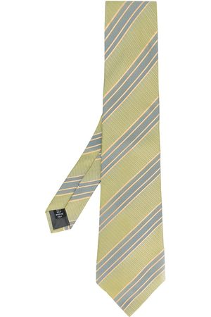 Gianfranco Ferré 1990 diagonal stripe tie