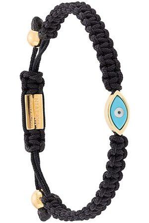 Nialaya Women Bracelets - Evil Eye string bracelet
