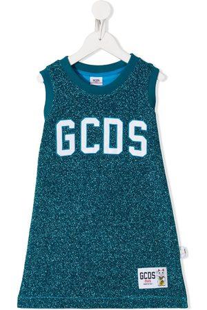 GCDS Girls Casual Dresses - Glitter tank dress