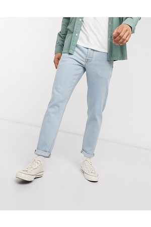 ASOS Tapered jeans in light wash
