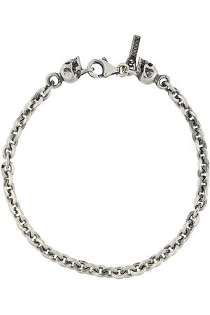 EMANUELE BICOCCHI Tiny skull bracelet