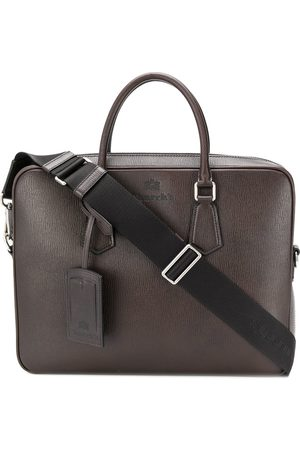 Church's Top zipped briefcase