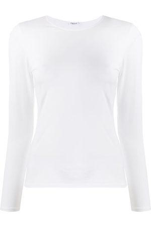 Filippa K Cotton Stretch Long Sleeve
