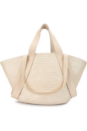 YOHJI YAMAMOTO Braided tote bag