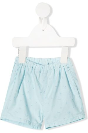 KNOT Paul bug-print shorts