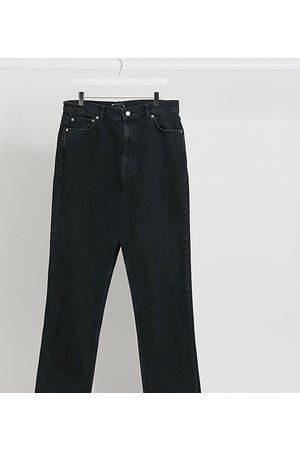 ASOS ASOS DESIGN Tall High rise stretch 'slim' straight leg jeans in