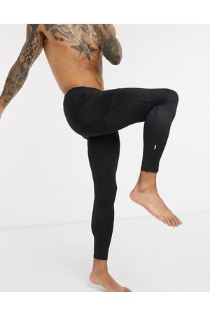New Look Men Leggings - SPORT recycled polyester running tights in