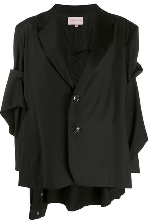 Natasha Zinko Shirt on the back jacket