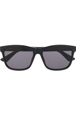 adidas Rectangular frame sunglasses
