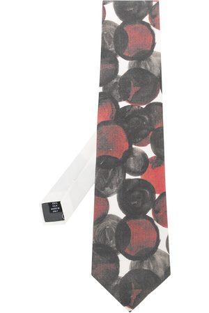 Gianfranco Ferré 1990s balloon print tie