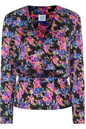 Vetements Floral-print blouse
