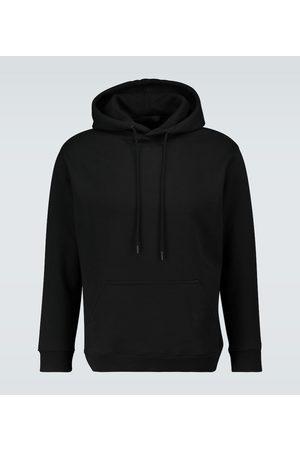 WARDROBE.NYC Men Sweatshirts - Kangaroo pocket hooded sweatshirt