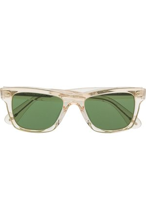 Oliver Peoples Square-frame tinted sunglasses