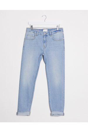ASOS Stretch slim jeans in light wash