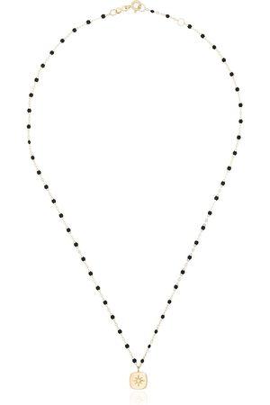 GIGI CLOZEAU Miss Gigi 18kt yellow gold diamond necklace