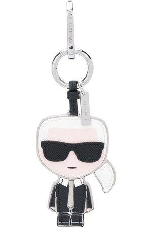 Karl Lagerfeld K/Ikonik Karl keychain