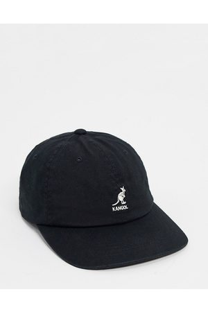 Kangol Baseball cap in washed