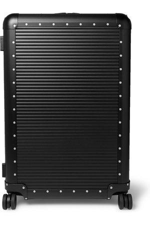 Fabbrica Pelletterie Spinner 76cm Aluminium Suitcase