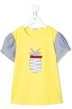 Familiar Girls T-shirts - Pineapple T-shirt