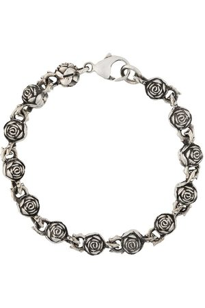 The Great Frog Rose bead bracelet