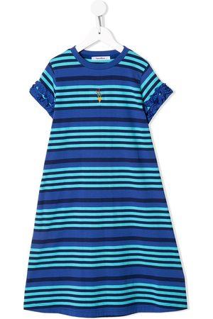 Familiar Striped jersey dress