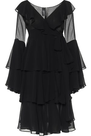 Norma Kamali Ruffled dress