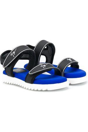 Giuseppe Zanotti Logo-print sandals