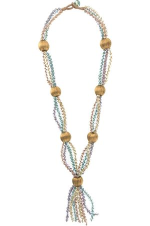 A.N.G.E.L.O. Vintage Cult 2000s beaded long necklace