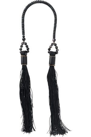 A.N.G.E.L.O. Vintage Cult 2000s beaded tassel necklace