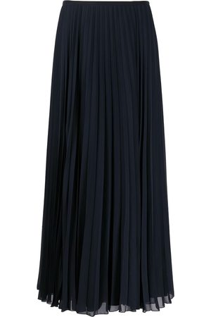 PESERICO SIGN Pleated maxi skirt