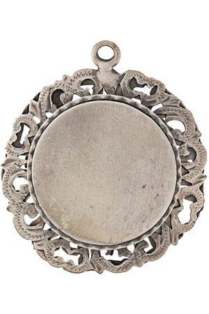 Gianfranco Ferré 2000s cut-out edge brooch
