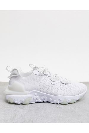 Nike React Vision trainers in triple