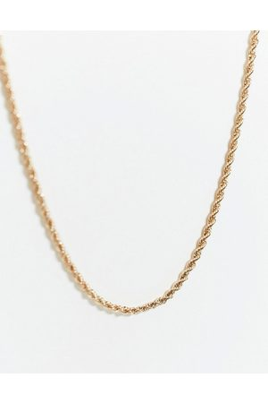 Chained & Able Rope neckchain in