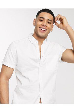 ASOS Slim fit oxford shirt in
