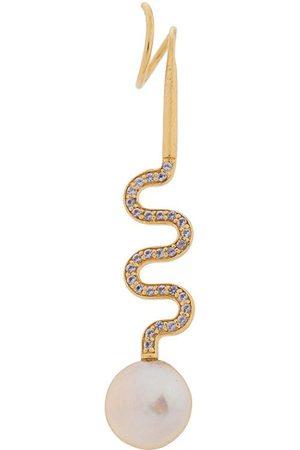 Maria Black Miraggio twirl earring