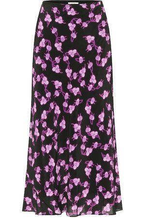 Dorothee Schumacher Radiant printed silk-blend skirt