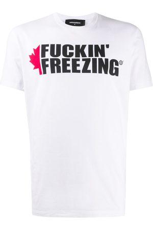 Dsquared2 Freezing print T-shirt