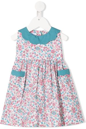 SIOLA Baby Casual Dresses - Floral sleeveless dress
