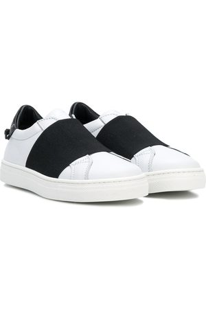 Givenchy Contrast low-top sneakers