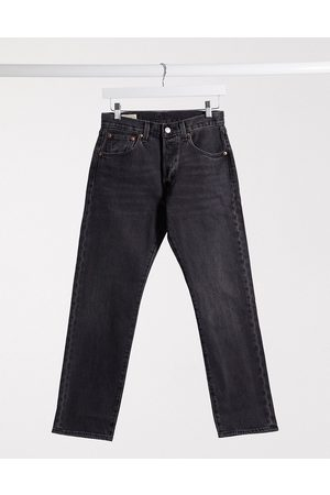 Levi's 501 '93 cropped straight fit jeans in washed