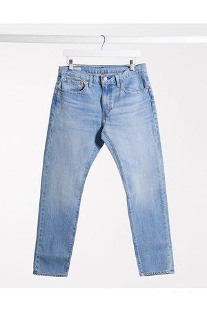Levi's 512 slim tapered fit jeans in light vintage wash
