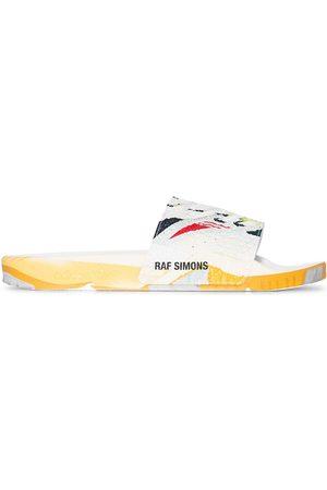adidas X Raf Adilette slides